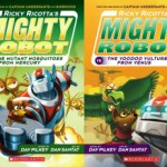 Ricky Ricotta Mighty Robot Series