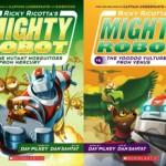 Ricky Ricotta Mighty Robot Series