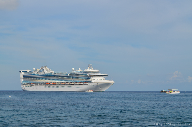 Caribbean Princess Grand Cayman