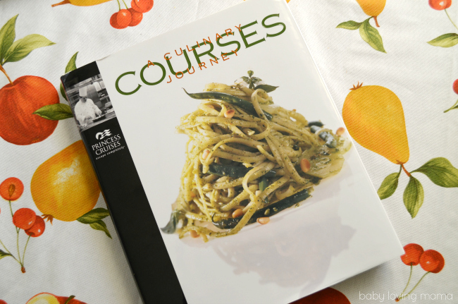 Princess Cruises Culinary Courses Journey