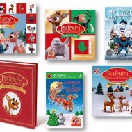 Family Holiday Traditions | Rudolph 50th Anniversary Books + GIVEAWAY #Rudolph50