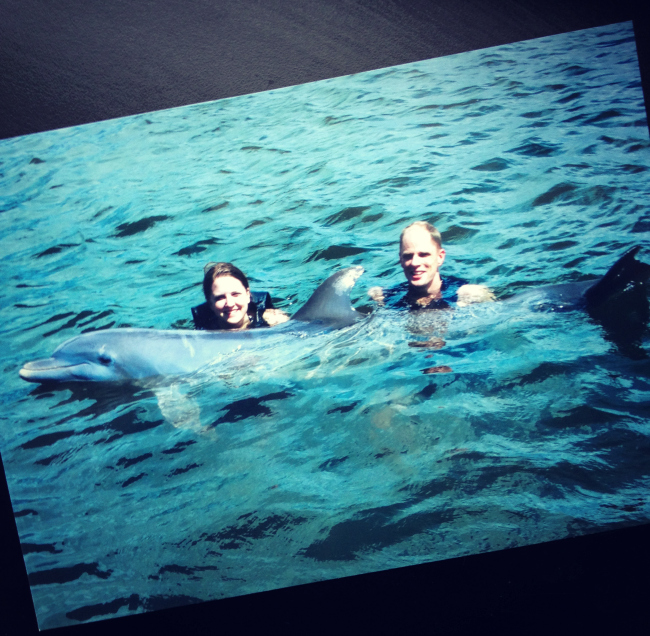 Dolphin Encounter in Grand Cayman