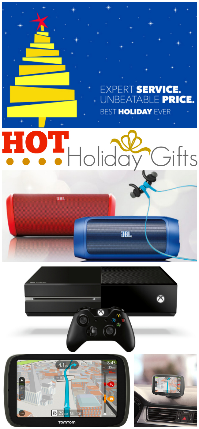 Hot Holiday Gifts from Best Buy