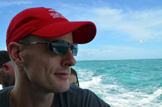 Princess Cruises Caribbean Princess Grand Cayman Excursion Stingray Boat Ride