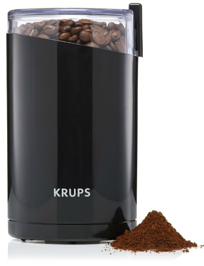 home chef krups coffee grinder