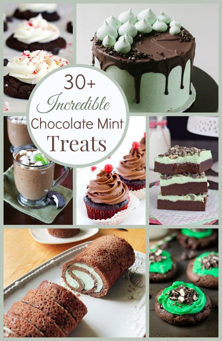 Best Chocolate Mint Dessert Recipes