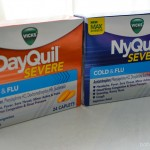 Vicks NyQyil DayQuil Severe Cold and Flu