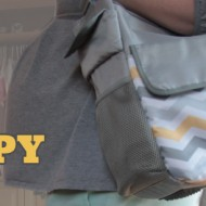 Time to Pack My Boppy Diaper Bag #boppydiaperbags