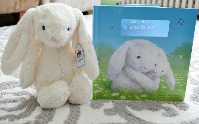 I See ME Snuggle Bunny Gift Set