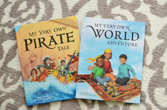 I See Me Pirate Tale My Own World Adventure Personalized Books