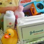 Johnsons Baby Care Kit