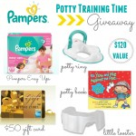 Pampers Potty Training Time Giveaway