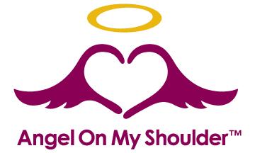 Angel on My Shoulder Logo