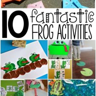 Fantastic Frog Activities for Kids