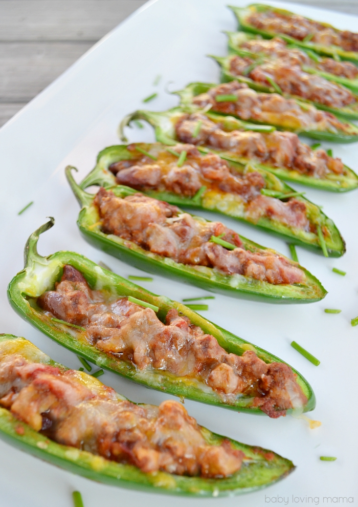 Chili Cheese Jalapeno Poppers