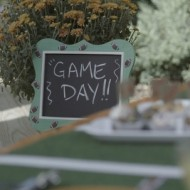 My Homegating (Tailgating at Home) Party Video with ConAgra Foods
