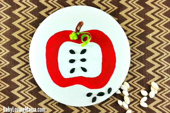 Fall Apple Craft