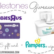 """Celebrating Pampers Best Fit and Dryness with Babies """"R"""" Us + Giveaway"""