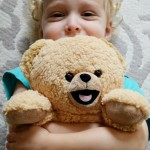 Join the #ShareABear Movement with Snuggle Bear for SeptemBEAR