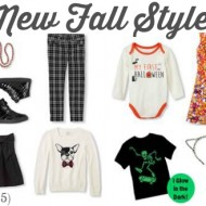 Completing Our Boys' Fall Wardrobes with The Children's Place + Giveaway