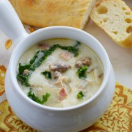 Copycat Zuppa Toscana Soup Recipe from Olive Garden