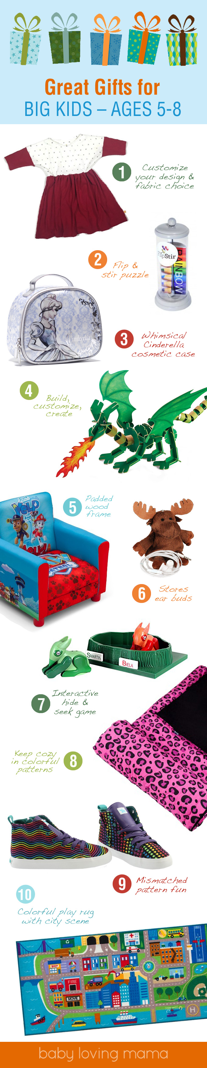 Great Gifts for Big Kids Holiday Gift Guide Roundup
