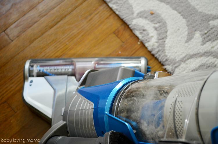 Hoover Air Cordless Lift Vacuum Hardwood and Carpet Tilt
