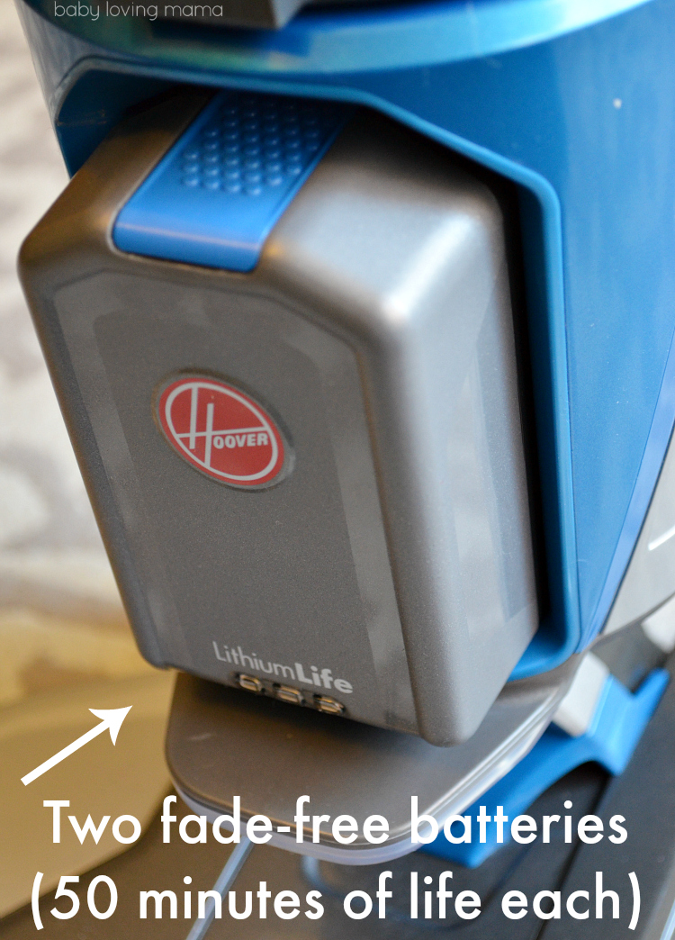 Hoover Lithium Life Battery for Air Lift Cordless Vacuum