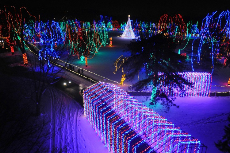 Mankato Holiday Light Event