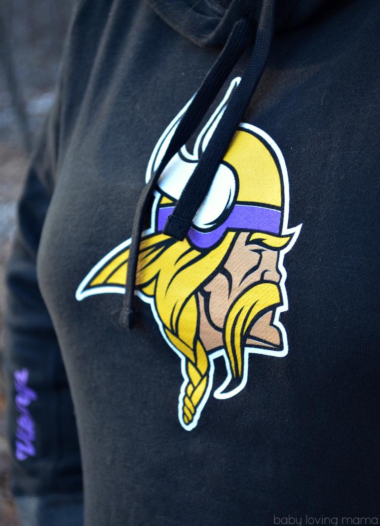 NFL Shop Womans Vikings Sweatshirt