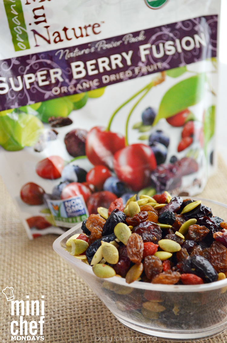 Super Berry Fusion Organic Dried Fruit