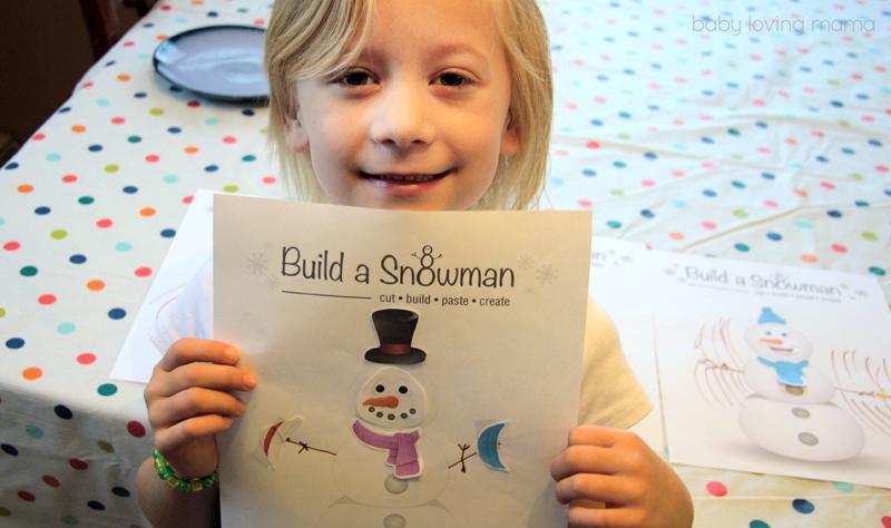 GraphicStock Build a Snowman Smile