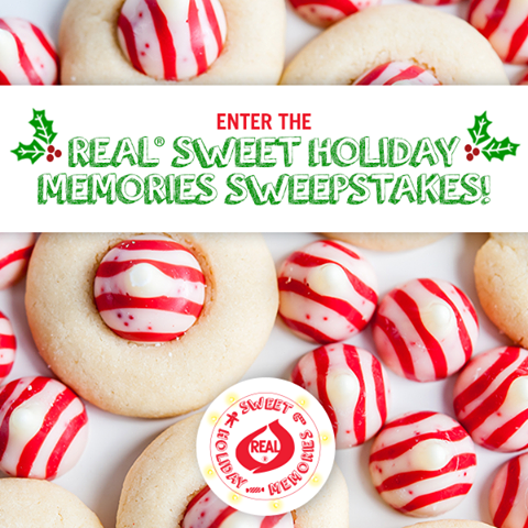 Real Seal Dairy Holiday Memories Pin to Win Sweepstakes