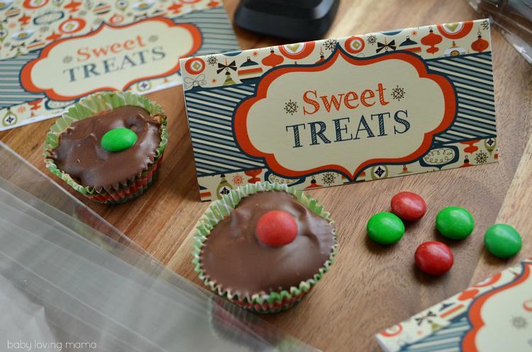 Sweet Treats Free Treat Bag Printable