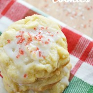 White Chocolate Peppermint Cookies | REAL® Sweet Holiday Memories