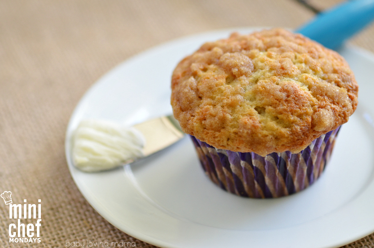 Best Banana Crumb Muffins Recipe