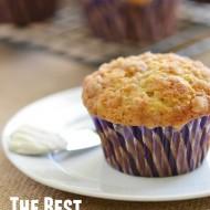 Best Banana Crumb Muffins | Mini Chef Mondays