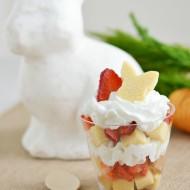 Strawberry Pound Cake Parfaits for Spring