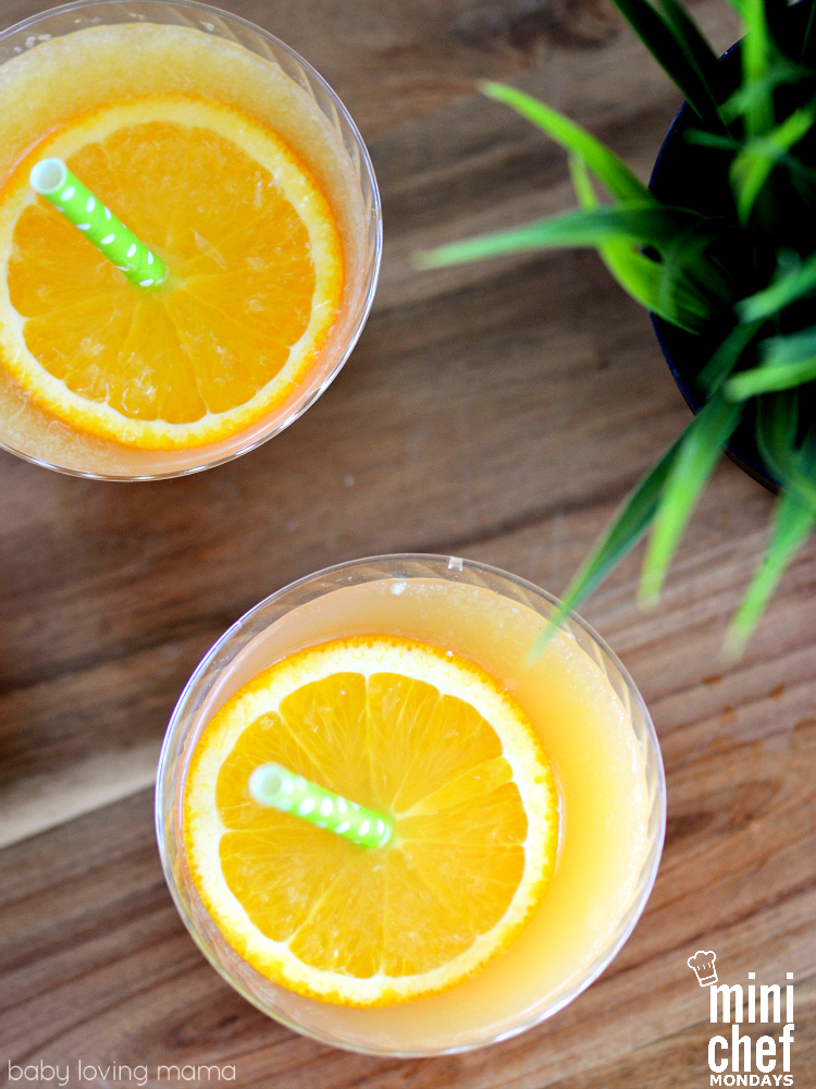 Orange Mango Punch Recipe