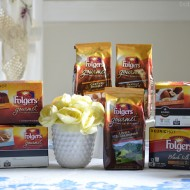 Folgers Gourmet Selections in My Cup to Start the Day Right + Giveaway