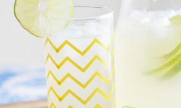 Refreshing Homemade Limeade | Mini Chef Mondays