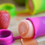 Strawberry Lime Ice Pops | Mini Chef Mondays
